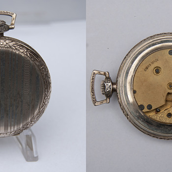 Antique Pocket watch Who is the maker ? - Pocket Watches