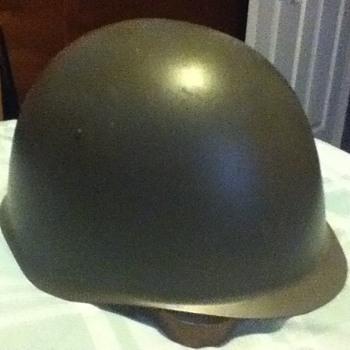 My Czech M52/M53 Helmet