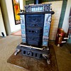Floral Estate Mint Condition Stove (converted to gas)