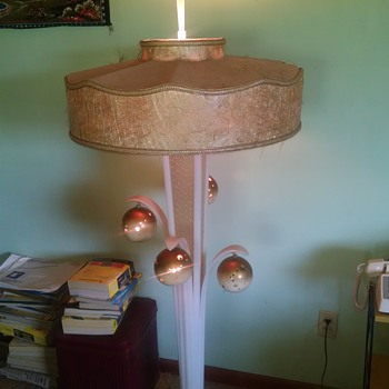 What era and type is this lamp? - Lamps