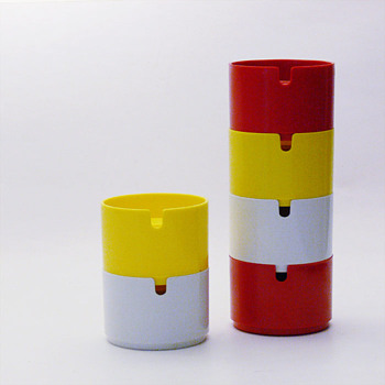 COPENHAGUE ashtrays, André Ricard (1965) - Tobacciana