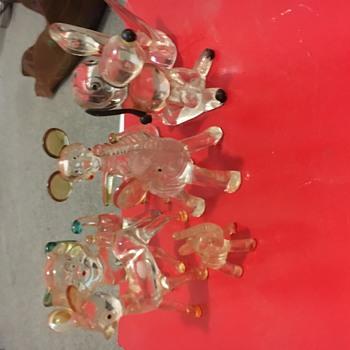 Vintage figurines - Figurines