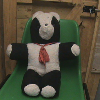 Panda Teddybear  - Dolls