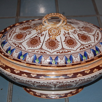 Brownfield Soup Tureen