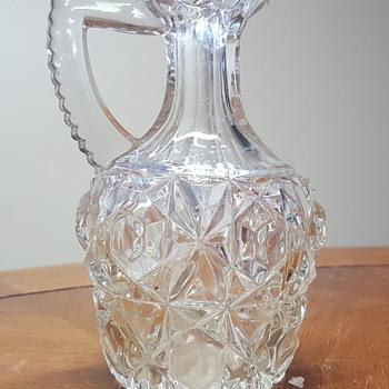 Glass Cruet - Glassware