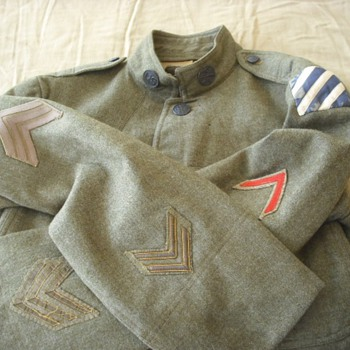WWI Veteran's Model 1917 Jacket - Military and Wartime