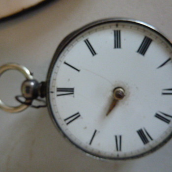 Pocket watch and maker's mark