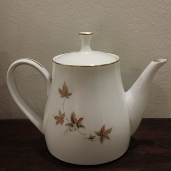 Royal Ceramics Vintage Teapot