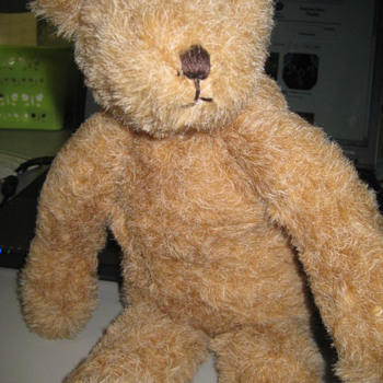 Help With Stuffed Bear