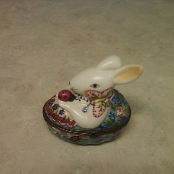VILLEROY &amp; BOCH BUNNY