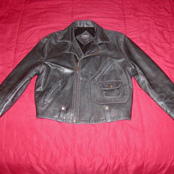 DKNY motorcycle jacket - Mens Clothing