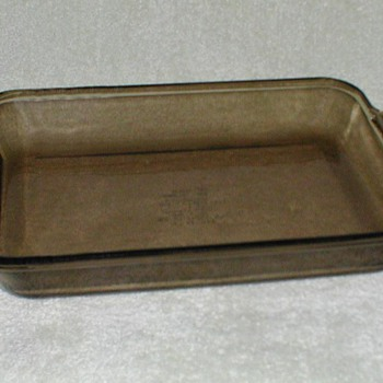 Anchor Glass Baking Dish - Kitchen