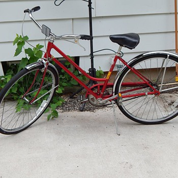 My 1978 Schwinn Breeze