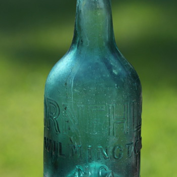 *****Old pontiled soda bottle*****