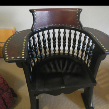 My beautiful English Chair - Furniture