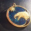 Greatfull Dead &quot;Bear&quot; Owsley Stanley Pendant Rare