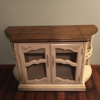 French style cabinet?