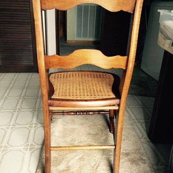 Small chair ?