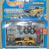 """Hot Wheels """"Mechanix"""" - '68 BOSS Mustang"""