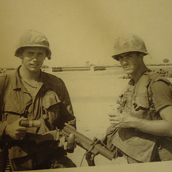 Vietnam Chieu Hoi leaflet, Congressional Medal of Honor Winner and Me