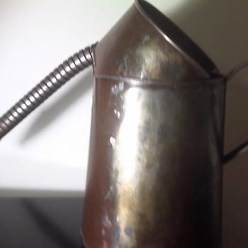 Vintage Oil Pail