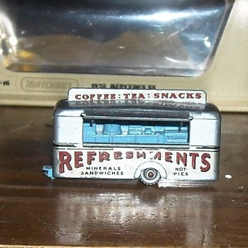 Matchbox 74A Refreshment Canteen