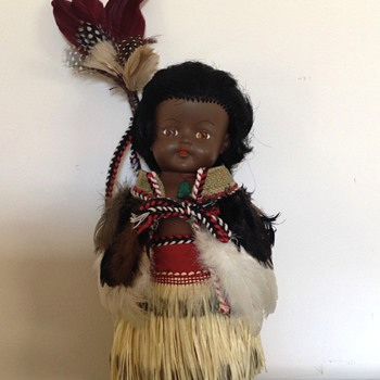 Pedigree Maori Doll - Dolls