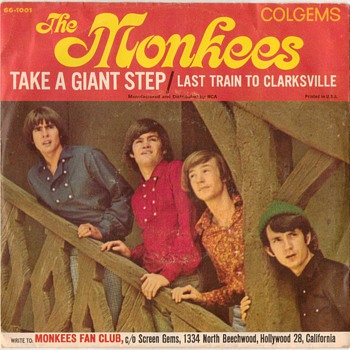 "45rpm - ""The Monkees"" (1966) - Records"