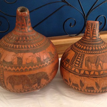 Boabab carvings - Folk Art