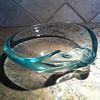 Murano Sea Shell Shaped Bowl/Cigar tray