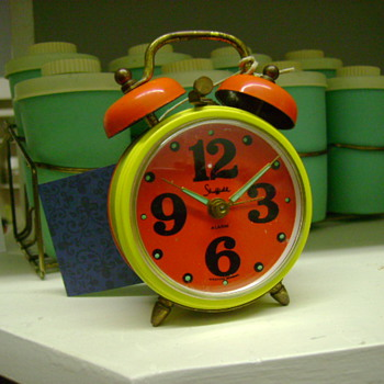 Sheffield Alarm Clock