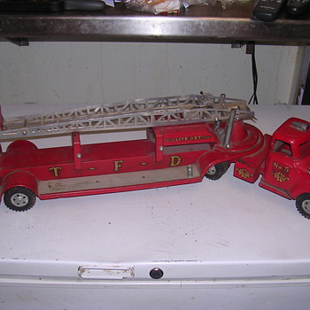 My fire truck - Model Cars