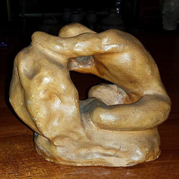 Male Sculpture  - Visual Art