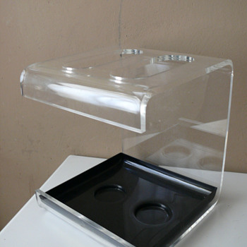 acrylic umbrella stand