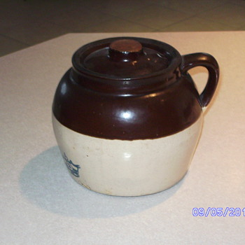 Great-Grandmother's Favorite Beanpot - China and Dinnerware