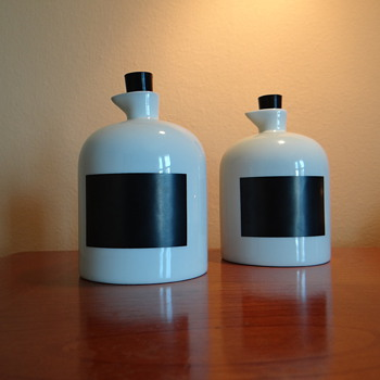 ASA SELECTION -GERMANY- PORCELAIN  JUGS - Art Pottery