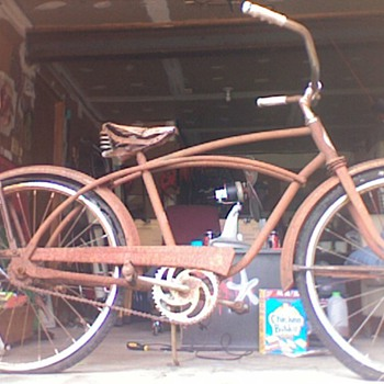 1950's? AMF Roadmaster bicycle