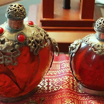 Perfume Bottles?