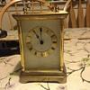 Small Mantel Clock Unknown Maker