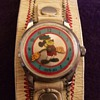 1967 Unauthorized Mickey Mouse Wrist Watch
