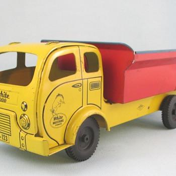 Wolverine Dump Truck - Model Cars