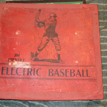 Electric Baseball by The Electric Game Co. - Games