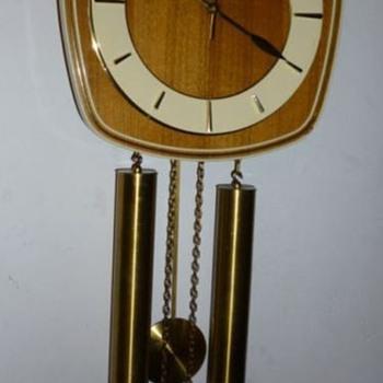 Junghans Mid Century Wall Clock (pendulum) - Clocks