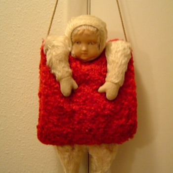 Ideal doll/child's muff