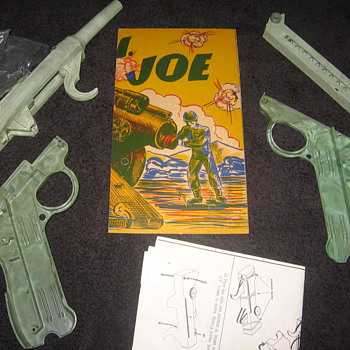 G I JOE or NOT ??? - Toys