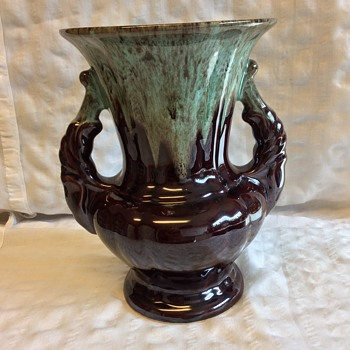 Lovely double handled vase
