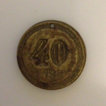 Mystery token