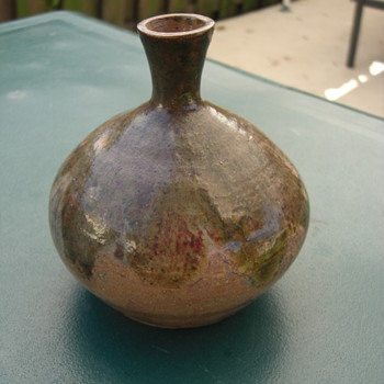 Old Vase - Art Pottery
