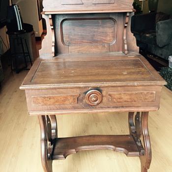 Grandfathers Davenport desk
