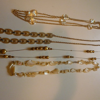 Necklaces - Costume Jewelry